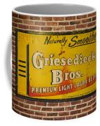 Vintage Griesedieck Bros Beer Dsc07192 Coffee Mug