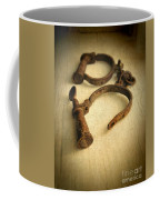 Vintage Handcuffs Coffee Mug