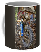 Vintage Harley With Nos Coffee Mug