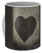 Vintage Heart Coffee Mug