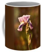 Vintage Iris Coffee Mug