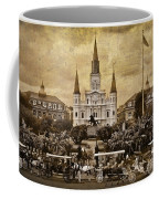 Vintage Jackson Square Coffee Mug