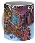Vintage John Deere Coffee Mug by Inge Johnsson