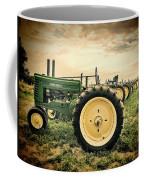 Vintage John Deere Tractors Coffee Mug