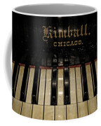 Vintage Kimball Piano Coffee Mug