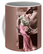 Vintage Lady Rose  Limited Sizes Coffee Mug