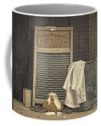 Vintage Laundry Room II By Edward M Fielding Coffee Mug