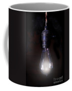 Vintage Lightbulb Coffee Mug