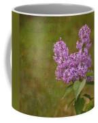 Vintage Lilac Bush Coffee Mug