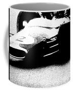 Vintage Lotus At Speed Coffee Mug