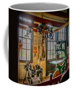 Vintage Michigan Machine Shop Coffee Mug