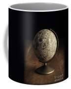Vintage Moon Globe Coffee Mug