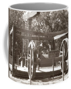Vintage Oil Rig Santa Rita No. 1 Coffee Mug