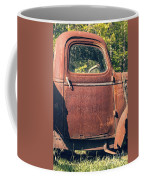 Vintage Old Rusty Truck Coffee Mug