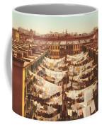Vintage Photo Of Washing Day In New York City 1900 Coffee Mug