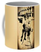 Vintage Photographer Tintype Coffee Mug