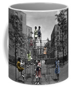 Vintage Playground Coffee Mug