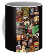 Vintage Radios Coffee Mug