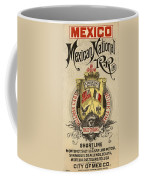 Vintage Train Ad 1897 Coffee Mug