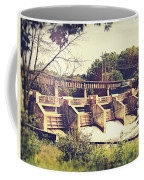 Vintage River Dam Coffee Mug