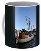 Vintage Sailing Boat - Ct Coffee Mug