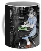 Vintage Schoolgirl Coffee Mug