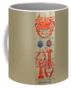 Vintage Seafood Sign 3 Coffee Mug