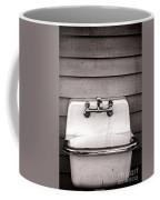 Vintage Sink Coffee Mug by Olivier Le Queinec