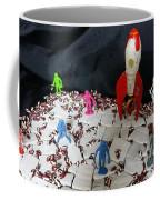 Vintage Space Exploration Coffee Mug
