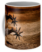 Vintage Spurs Coffee Mug
