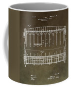 Vintage Starting Gate Patent Coffee Mug