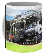 Vintage Steam Locomotive 5d29281 V2 Coffee Mug