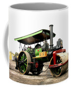Vintage Steam Roller Coffee Mug