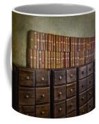 Vintage Storage Coffee Mug