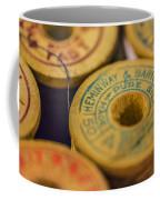 Vintage Thread Coffee Mug