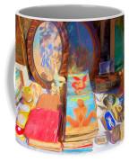 Vintage Thrift Coffee Mug