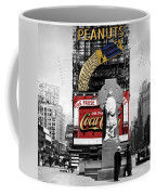Vintage Times Square 1 Coffee Mug