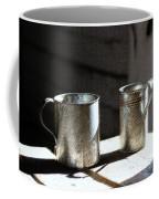 Vintage Tin Cups Coffee Mug