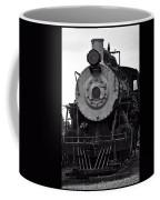 Vintage Train 90 Coffee Mug