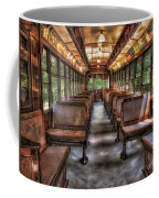 Vintage Trolley No. 948 Coffee Mug