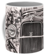 Vintage V8 Coffee Mug