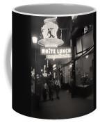 Vintage Vancouver 1950 Coffee Mug