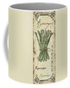 Vintage Vegetables 1 Coffee Mug