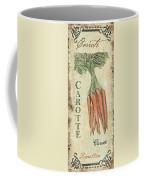 Vintage Vegetables 4 Coffee Mug