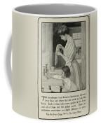 Vintage Victorian Soap Advert Coffee Mug