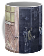 Vintage Warehouse Coffee Mug
