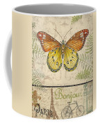 Vintage Wings-paris-l Coffee Mug