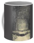 Vintage Winter Coffee Mug