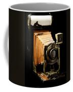 Vintaged Canadian Kodak Camera Coffee Mug