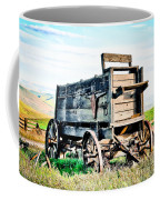 Vintaged Covered Wagon Coffee Mug